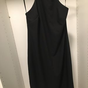 Urban Outfitters Black High Neck Dress